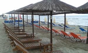 lakokocsis nyaralas, strand