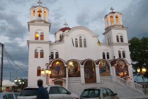 görögországi lakókocsis nyaralás korinoson