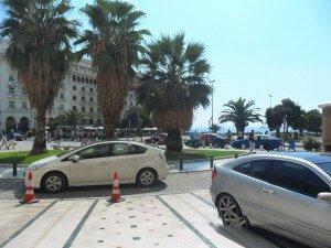 pia,görögország, tér