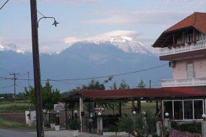 Olympos, Görögországi lakókocsis nyaralás Korinoson