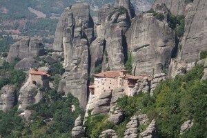 Görögországi lakókocsis nyaralás Korinoson, meteora, lakókocsis nyaralás