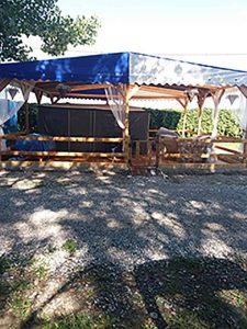 gorogorszagi lakokocsis nyaralas, lakokocsi, pavilon